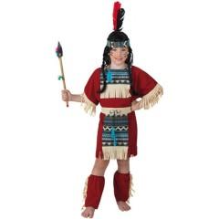 Ινδιάνα Navaho στολή για κορίτσια