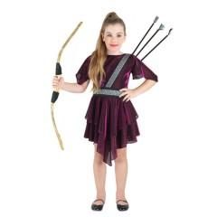 Θεά Άρτεμις αποκριάτικη στολή για κορίτσια