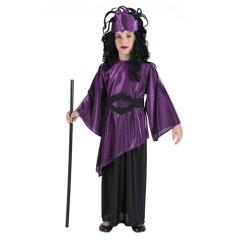 Βασίλισσα Μέδουσα αποκριάτικη στολή για κορίτσια