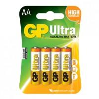 Μπαταρίες Gp ΑΑ συσκευασία 4 τεμάχια