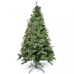 Δέντρο Casmere 210cm πράσινο με καφέ αποχρώσεις